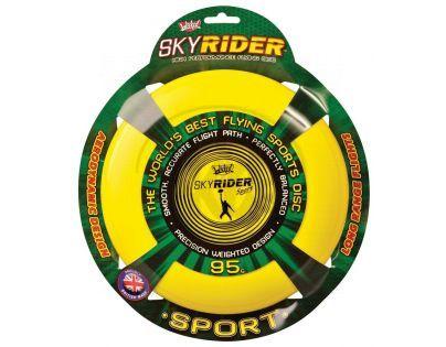 Wicked Sky Rider Sport talíř - Žlutý
