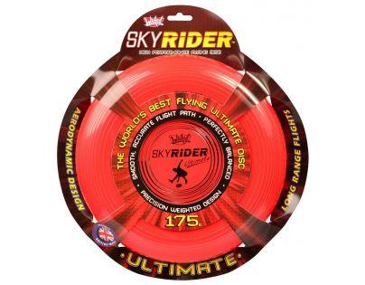 Wicked Sky Rider Ultimate talíř - Červený