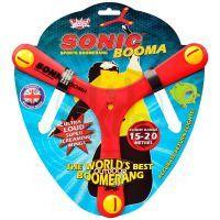 Wicked Sonic Booma Bumerang - Červený