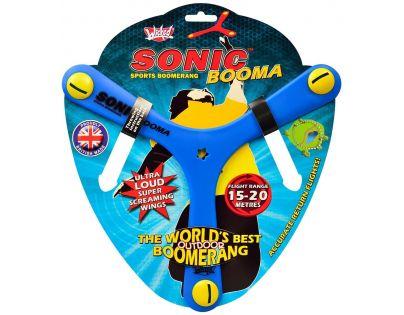 Wicked Sonic Booma Bumerang - Modrý