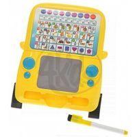 Wiky ABC Tablet Nauč se psát - Žlutá