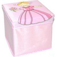 Wiky Box na hračky 25 cm Víla
