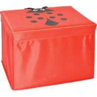Wiky Box na hračky 40 cm Beruška