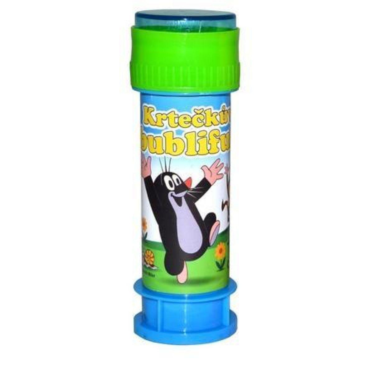 Wiky Bublifuk 50 ml s hrkavkou Krtek