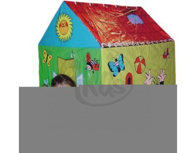 Wiky 49170400 - Domek dětský Krtek 99x74x109 cm