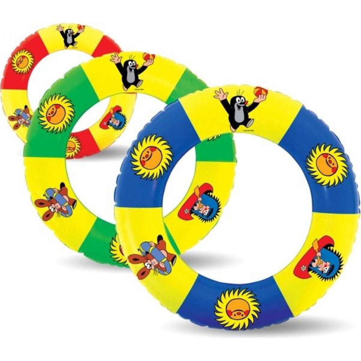 Wiky Krteček Kruh 40 cm - zelená/žlutá