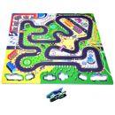 Wiky Pěnové puzzle Závodní dráha 9 ks 2