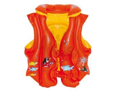 Wiky 170303 - Plavací vesta nafukovací Krtek