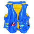 Wiky 170303 - Plavací vesta nafukovací Krtek 2