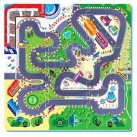 Wiky Pěnové puzzle Závodní dráha 9 ks