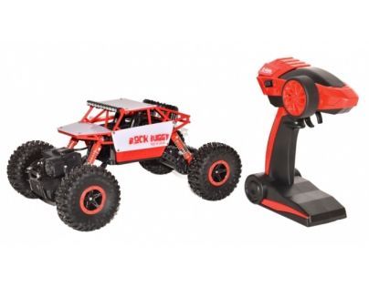 Wiky RC Rock Buggy Red Scarab