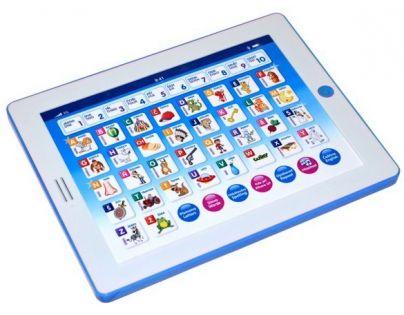 Wiky Tablet Maxi česko-anglický 26cm - Modrá