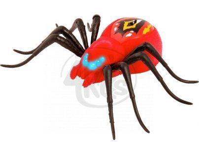 Wild Pets Pavouk - Eyegore červený