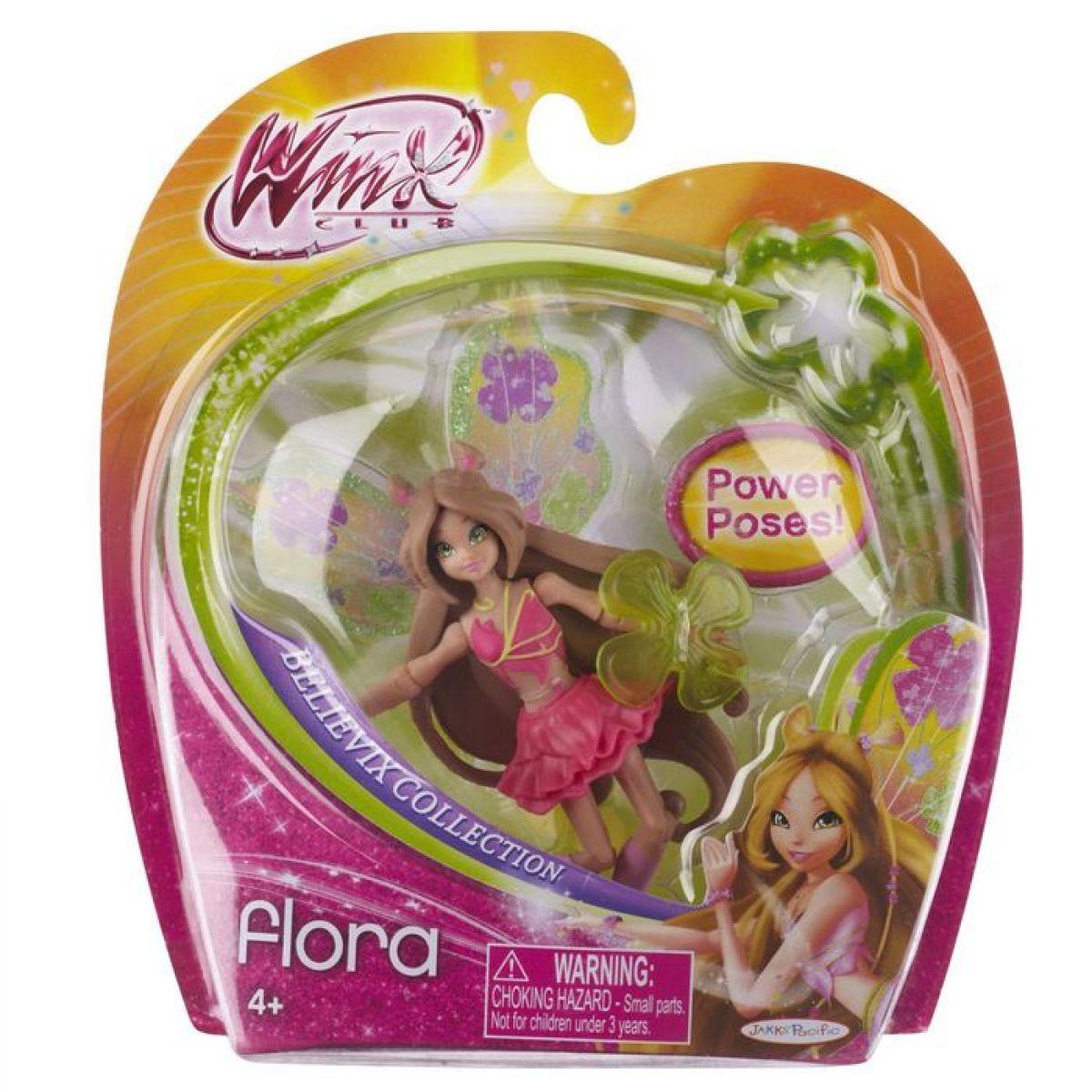 Panenka WinX Believix Action Dolls - Aisha