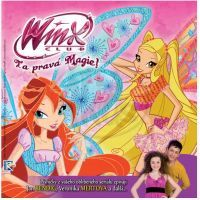 Rainbow BF1129 - Winx Club CD - Ta pravá Magie