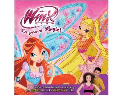 Rainbow BF1129 - Winx Club CD - Ta pravá Magie