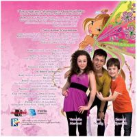 Rainbow BF1129 - Winx Club CD - Ta pravá Magie 2
