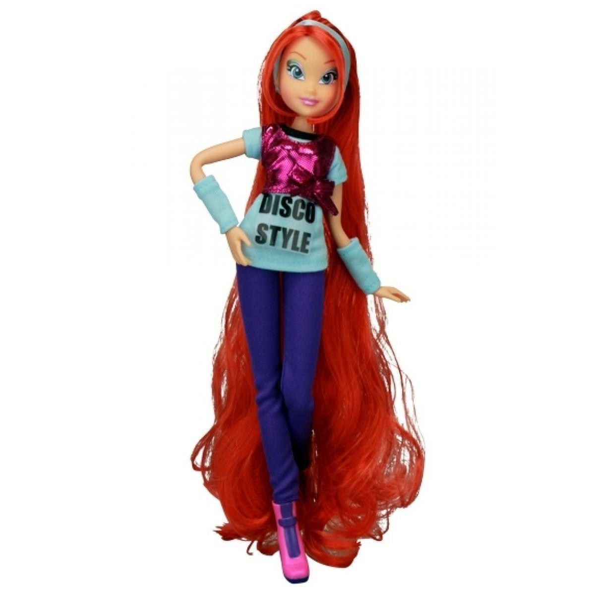 Panenka WinX Magical Hair - Bloom