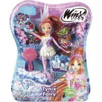 Winx Panenka Tynix Fairy - Flora 2
