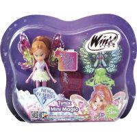 Winx Tynix Mini Dolls - Flora 2