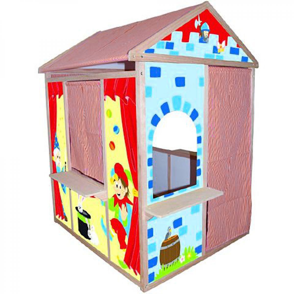 Woody 90897 - Domeček na hraní
