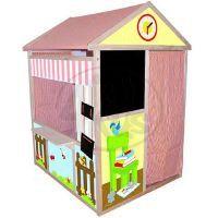 Woody 90897 - Domeček na hraní 2