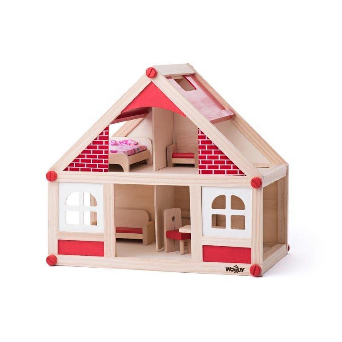 Woody Domeček malý s příslušenstvím