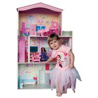 Woody 91163 - Velký domeček pro panenky typu Barbie 3
