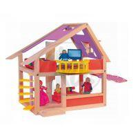 Woody 90821 - Moderní domeček s markízou