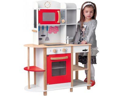 Woody Dřevěná kuchyňka Wendy