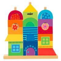 Woody Rainbow Můj dům