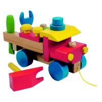 Woody 90101 - Montážní auto