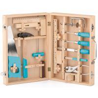 Woody Kovové nářadí v dřevěném kufříku