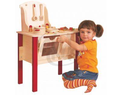 Woody Dřevěná kuchyňka Cindy