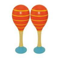 Woody Maracas oranžové