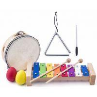 Woody Muzikální set