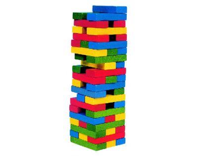 Woody Dřevěná barevná věž