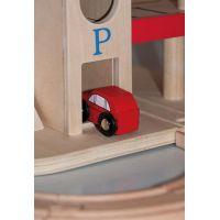 Woody Vláčkodráha s garáží 3