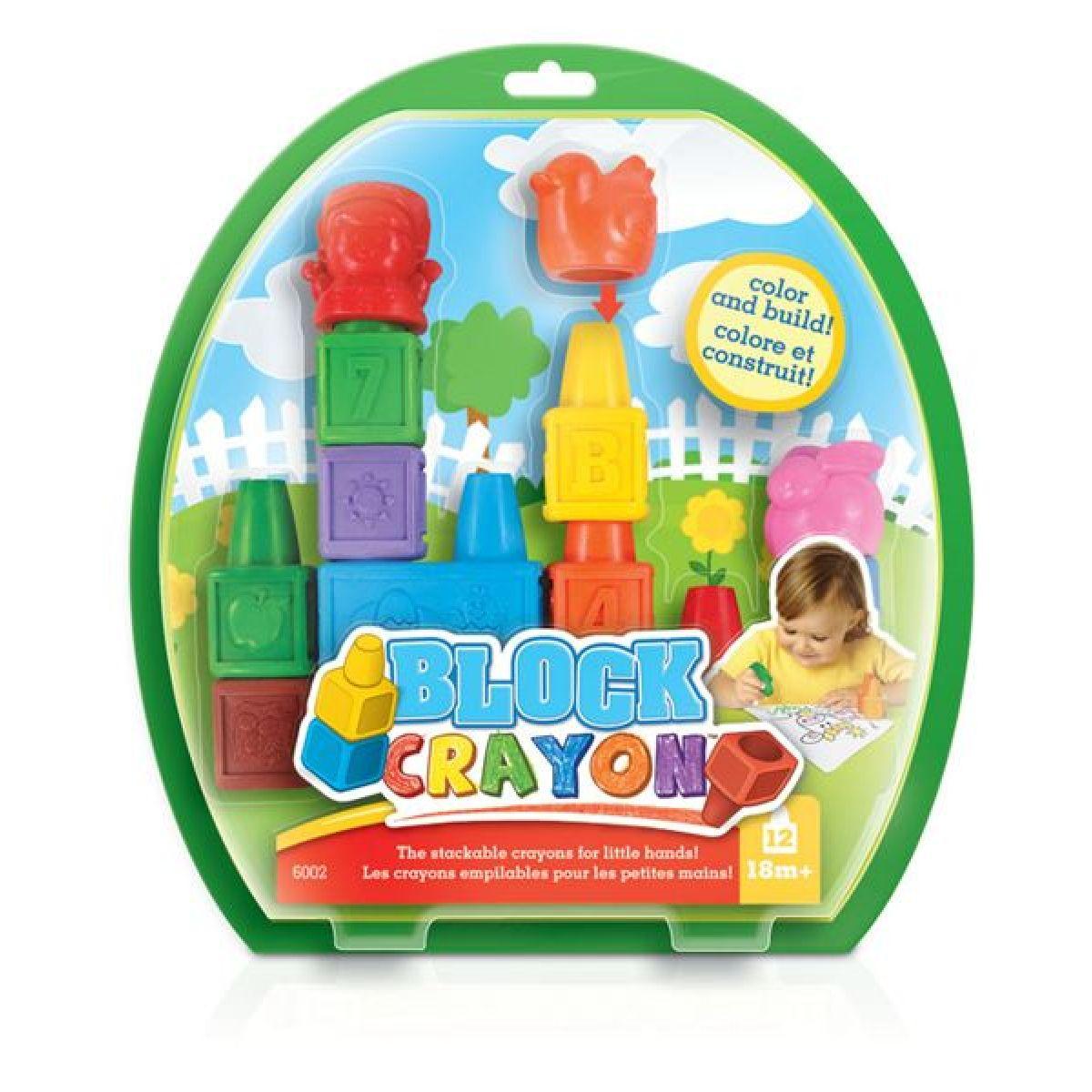 Block Crayon farma pastelky 12ks