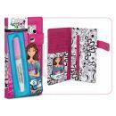Wooky Color Freedom peněženka růžová 2