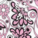 Wooky Color Freedom peněženka růžová 3