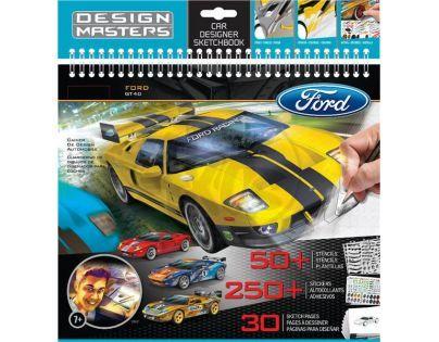 Wooky Design Masters Ford GT 40 Portfolio Velké