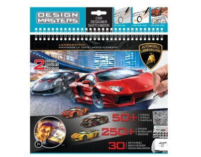 Wooky Design Masters Lamborghini portfolio Velké