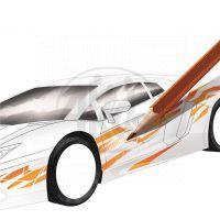 Wooky Design Masters Lamborghini portfolio Velké 5