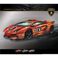 Wooky Design Masters Lamborghini portfolio Velké 6