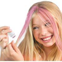 Wooky Style Me Up 3v1 Lak, lesk na rty a křídy na vlasy - Růžová 3