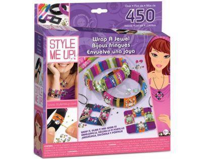 Wooky Style Me Up Bižuterie s bavlnkou