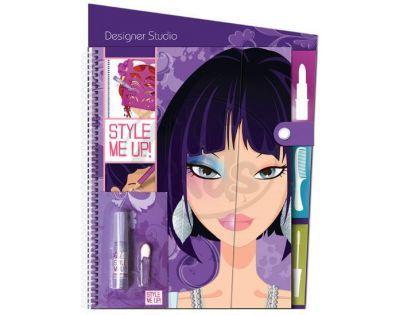 Wooky Style Me Up Návrhářské portfolio Vlasy a Make-up