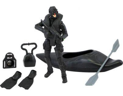 World Peacekeepers Figurka vojáka s doplňky - Potapěč