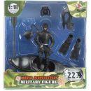 World Peacekeepers Figurka vojáka s doplňky - Potapěč 2
